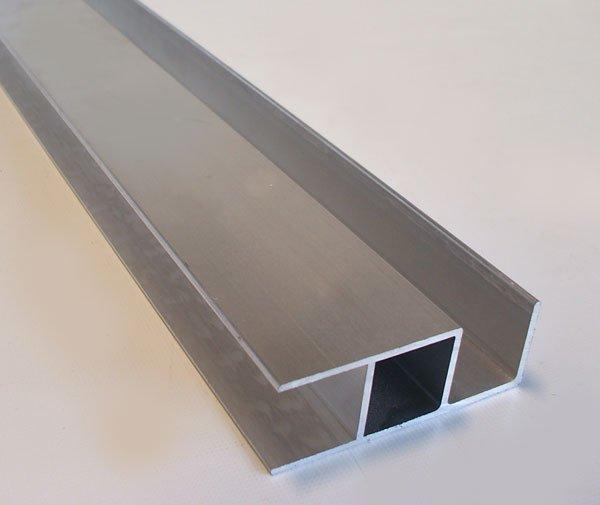 hinteres eckprofil f r planengestell alutrail nicht eloxiert anh nger ersatzteile versand. Black Bedroom Furniture Sets. Home Design Ideas
